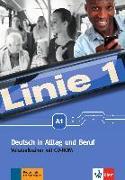Cover-Bild zu Linie 1 A1 Vokabeltrainer mit CD-ROM