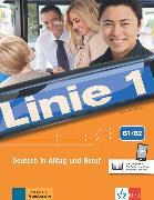 Cover-Bild zu Linie 1, B1+/B2 von Moritz, Ulrike