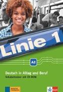 Cover-Bild zu Linie 1 A2. Vokabeltrainer mit CD-ROM