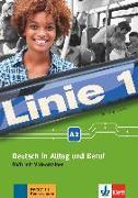 Cover-Bild zu Linie 1 A2. DVD-Video von Dengler, Stefanie