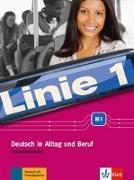 Cover-Bild zu Linie 1 B1. Intensivtrainer von Moritz, Ulrike