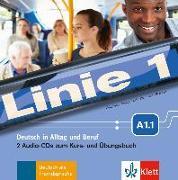 Cover-Bild zu Linie 1 A1 von Kaufmann, Susan