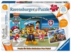Cover-Bild zu tiptoi® Puzzle für kleine Entdecker: Paw Patrol