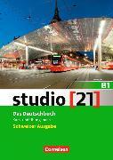 Cover-Bild zu studio [21] B1. Schweizer Ausgabe. Kurs- und Übungsbuch mit Lösungen von Christiany, Carla