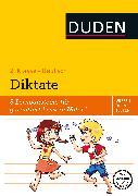 Cover-Bild zu Wissen - Üben - Testen: Deutsch - Diktate, 2. Klasse (eBook) von Müller-Wolfangel, Ute