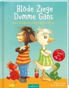 Cover-Bild zu Abedi, Isabel: Blöde Ziege - Dumme Gans