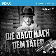 Cover-Bild zu Die Jagd nach dem Täter, Vol. 9 (Audio Download) von Reiss, Kurt