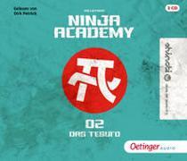 Cover-Bild zu Lüftner, Kai: Ninja Academy 2