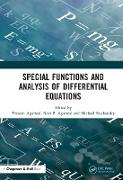 Cover-Bild zu Special Functions and Analysis of Differential Equations (eBook) von Agarwal, Praveen (Hrsg.)