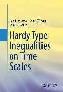Cover-Bild zu Hardy Type Inequalities on Time Scales (eBook) von O'Regan, Donal