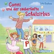 Cover-Bild zu Conni und der zauberhafte Schulzirkus von Boehme, Julia