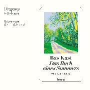 Cover-Bild zu Das Buch eines Sommers (Audio Download) von Kast, Bas