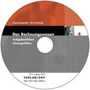 Cover-Bild zu Das Rechnungswesen / Das beste Pferd im Stall - CD mit Aufgaben- und Lösungsfolien von Leimgruber, Jürg