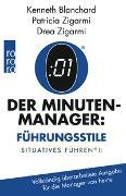 Cover-Bild zu Der Minuten-Manager: Führungsstile von Blanchard, Kenneth
