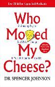 Cover-Bild zu Who Moved My Cheese von Johnson, Spencer
