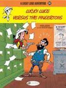 Cover-Bild zu Lucky Luke Versus the Pinkertons von Pennac, Daniel