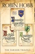 Cover-Bild zu Complete Farseer Trilogy: Assassin's Apprentice, Royal Assassin, Assassin's Quest (eBook) von Hobb, Robin