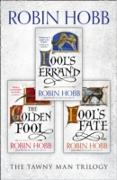 Cover-Bild zu Complete Tawny Man Trilogy: Fool's Errand, The Golden Fool, Fool's Fate (eBook) von Hobb, Robin
