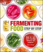 Cover-Bild zu Fermenting Foods Step-by-Step (eBook) von Elabd, Adam