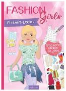Cover-Bild zu Schindler, Eva (Gestaltet): Fashion-Girls Freizeit-Looks