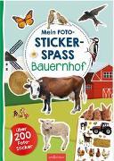 Cover-Bild zu Schindler, Eva (Gestaltet): Mein Foto-Stickerspaß - Bauernhof