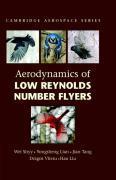Cover-Bild zu Aerodynamics of Low Reynolds Number Flyers von Shyy, Wei