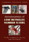Cover-Bild zu Aerodynamics of Low Reynolds Number Flyers von Lian, Yongsheng