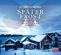 Cover-Bild zu Später Frost (Audio Download) von Danielsson, Kerstin Signe
