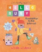 Cover-Bild zu Hello Ruby: Expedition to the Internet von Liukas, Linda