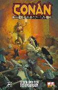 Cover-Bild zu Conan der Barbar 1 - Leben und Tod des Barbaren (eBook) von Aaron, Jason