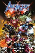 Cover-Bild zu Avengers Neustart Paperback, Band 1 - Galaktische Götter (eBook) von Aaron, Jason