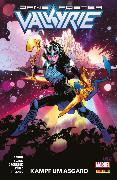 Cover-Bild zu Valkyrie: Jane Foster - Kampf um Asgard (eBook) von Aaron, Jason