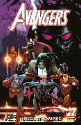 Cover-Bild zu Avengers Paperback 3 - Krieg der Vampire (eBook) von Aaron, Jason