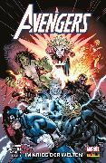 Cover-Bild zu Avengers Paperback 4 - Im Krieg der Welten (eBook) von Aaron, Jason