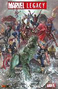 Cover-Bild zu Marvel Legacy (eBook) von Aaron, Jason