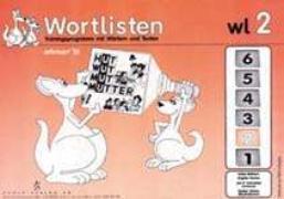 Cover-Bild zu Wortlisten 2. Schweizer Ausgabe von Balhorn, Heiko