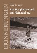 Cover-Bild zu Erinnerungen (eBook) von Capadrutt, Hans