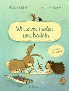 Cover-Bild zu Wir zwei malen und basteln von Engler, Michael