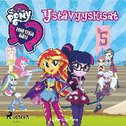 Cover-Bild zu eBook My Little Pony - Equestria Girls - Ystävyyskisat