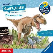 Cover-Bild zu Wieso? Weshalb? Warum? Erstleser. Dinosaurier (Audio Download) von Kessel, Carola von
