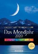 Cover-Bild zu Das Mondjahr 2020 von Paungger, Johanna