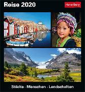 Cover-Bild zu Reise Kalender 2020 von Pollmann, Bernhard