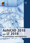 Cover-Bild zu AutoCAD 2018 und LT 2018 für Architekten und Ingenieure (eBook) von Ridder, Detlef