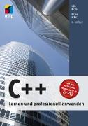Cover-Bild zu C++ - Lernen und professionell anwenden (eBook) von Kirch, Ulla