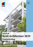 Cover-Bild zu Autodesk Revit Architecture 2019 (eBook) von Ridder, Detlef