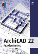 Cover-Bild zu ArchiCAD 22 (eBook) von Ridder, Detlef