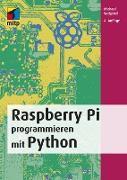 Cover-Bild zu Raspberry Pi programmieren mit Python (eBook) von Weigend, Michael