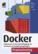 Cover-Bild zu Docker Praxiseinstieg (eBook) von Matthias, Karl