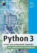 Cover-Bild zu Python 3 (eBook) von Weigend, Michael