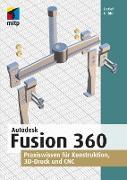 Cover-Bild zu Autodesk Fusion 360 (eBook) von Ridder, Detlef